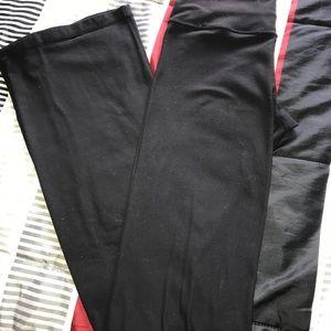 Lululemon Black Yoga Pants Authentic
